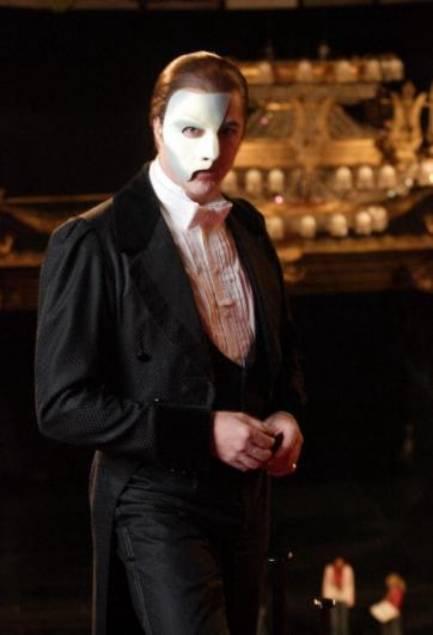 "Ian Jon Bourgim Kostüm des ""Phantoms der Oper"" in Essen Gerard Butler"