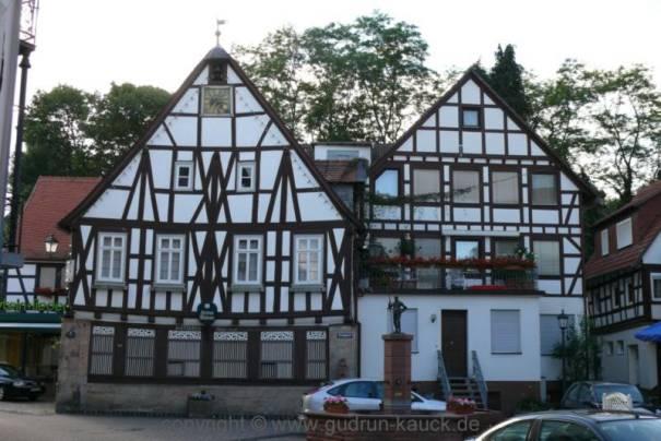 waechtersbach altstadt rathaus. Black Bedroom Furniture Sets. Home Design Ideas